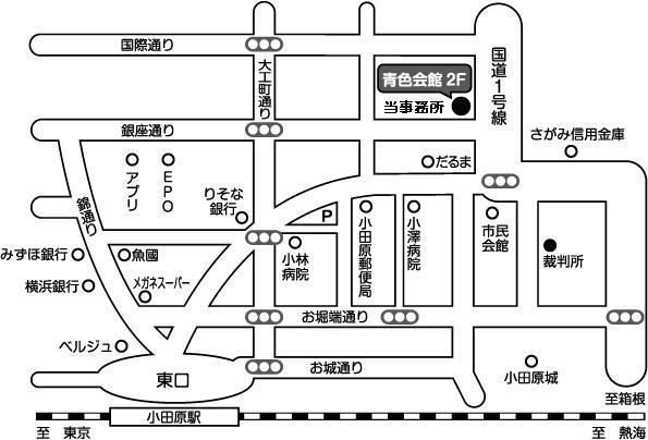 事務所地図(WEB)2